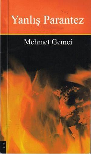 Yanlış Parantez Mehmet Gemci kitap kapak
