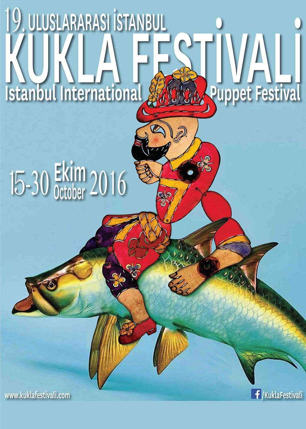 18. İstanbul Kukla Festivali Programı 13