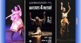 Dansın 4 Rengi Yeni Yılda Yine Sahnelenecek