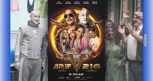 Arif V 216 Filmi Sinemalarda