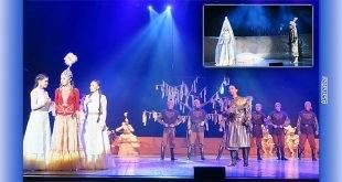 Kız Jibek Folklor Müzikali