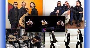 Müzik Grubu Le Trio Joubran Caz Şubatı'nda