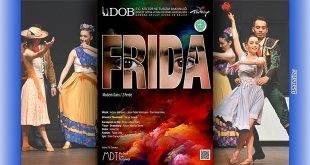 Frida Balesi Mersin Kültür Merkezi'nde