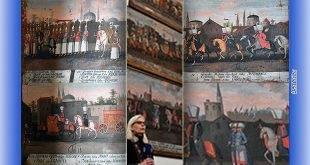 IV. Mehmed'in Av Seferi Tabloları İsveç'te