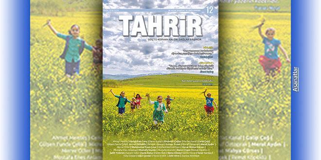 Tahrir Dergisinin 12. Sayısı