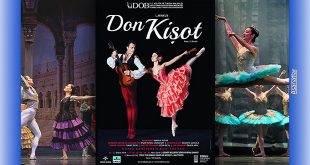 Don Kişot Balesi Zorlu PSM'de Sahnelenecek
