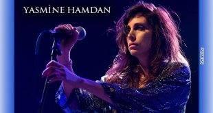 Yasmine Hamdan'ın İstanbul Konseri