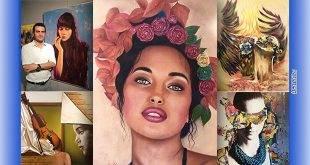 İranlı Ressamlardan Karma Resim Sergisi
