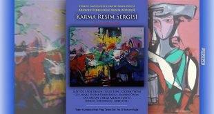 Bodrum'da Karma Resim Sergisi