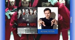 La Casa De Papel'de Türk İmzası