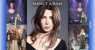 Nancy Ajram İstanbul'da Konser Verdi