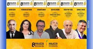 8. Malatya Film Festivalinin Onur Ödülleri