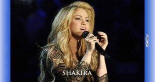 Shakira İstanbul'da Konser Veriyor