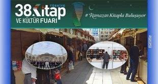 38. Türkiye Kitap ve Kültür Fuarı