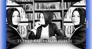 Zeynep Kahraman Füzün ile Editörlük Üzerine