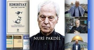 Nuri Pakdil Vefat Yıldönümünde Anılıyor