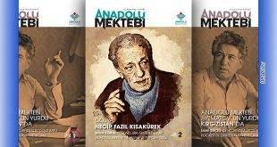 Anadolu Mektebi Dergisinin 2. Sayısı