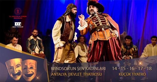 Devlet Tiyatrolarından Klasikler Haftası