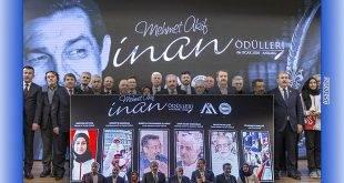 Mehmet Akif İnan Ödülleri