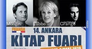Fransız Yazarlar Ankara'da