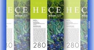 Hece Dergisinin Nisan 2020 Sayısı