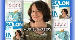 Muriel Barbéry ile Edebiyat Buluşması