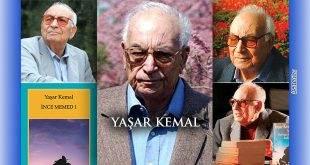 Yaşar Kemal Vefat Yıldönümünde Anılıyor