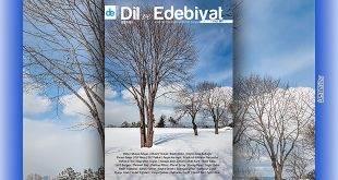 Dil ve Edebiyat Dergisinin Mart 2021 Sayısı