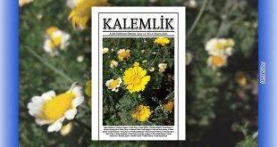 Kalemlik Dergisinin Onikinci Sayısı