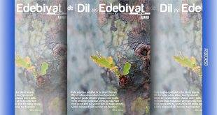 Dil ve Edebiyat Dergisinin Eylül 2021 Sayısı
